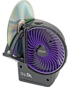 SkipDr CDDVD machine