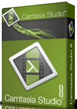 Camtasia Studio Boxshot