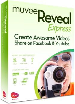 Muvee Reveal Express Box