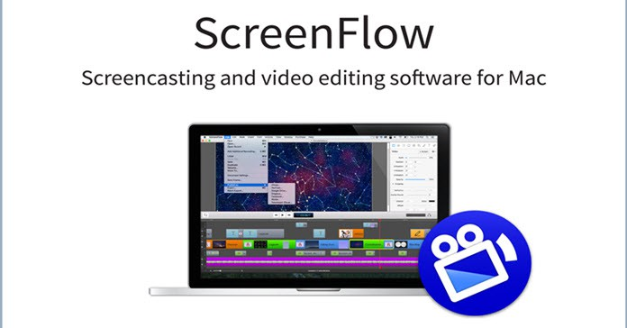 ScreenFlow 6 Review top logo