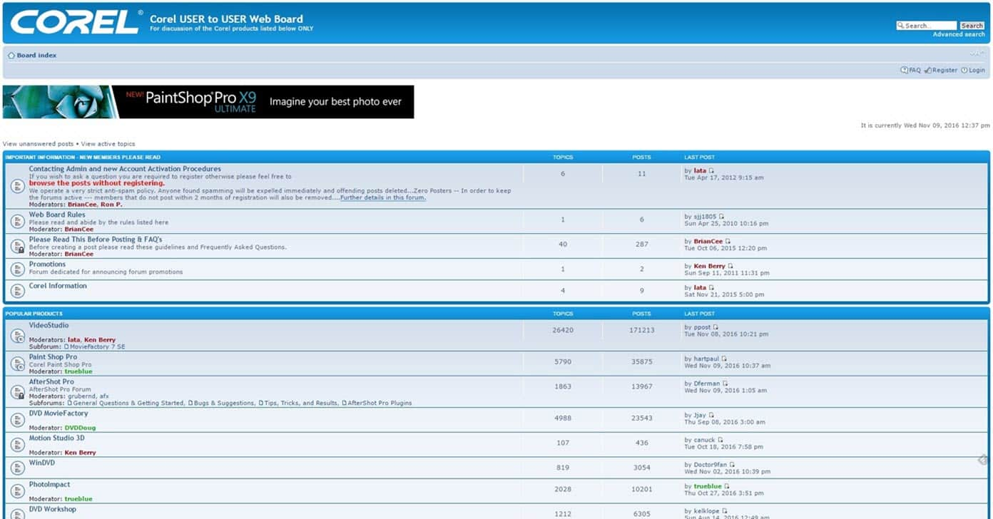 User Forums the Real Customer Service