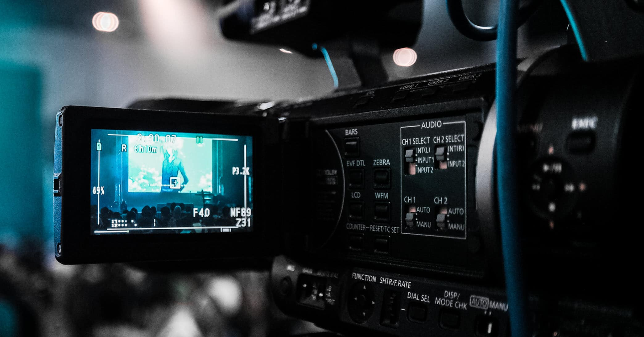 The Rules of Video Composition