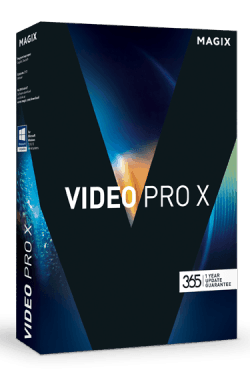 Magix Video Pro X8 Box