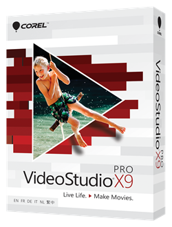 Corel Video Studio Pro X9 Review Part 2